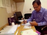 Dr. Ramgopal P