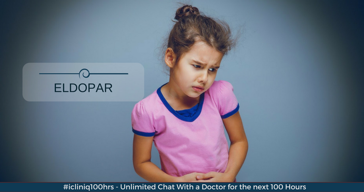 Can I give Eldopar to my daughter?
