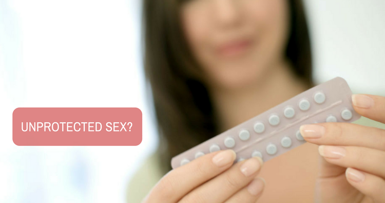 Un protected sex on the pill