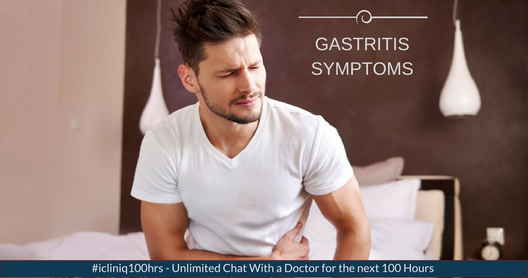 Can I take Omeprazole for mild gastritis-like symptoms?