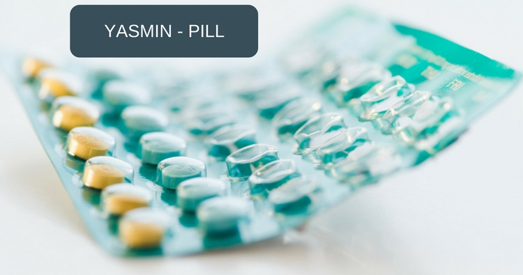 Can Yasmin birth control pill be used as an emergency contraceptive pill?