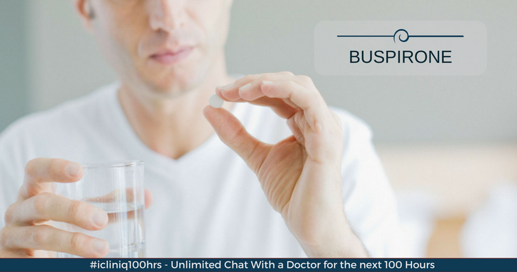 buspirone sexual side effects
