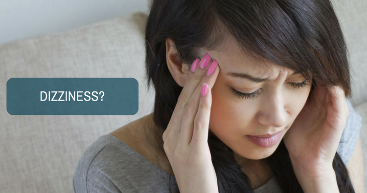 Does cervical spondylosis cause dizziness?