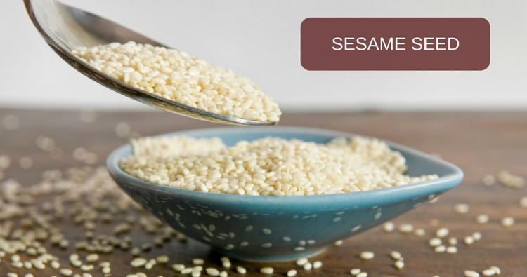 Does sesame seed help in getting periods?