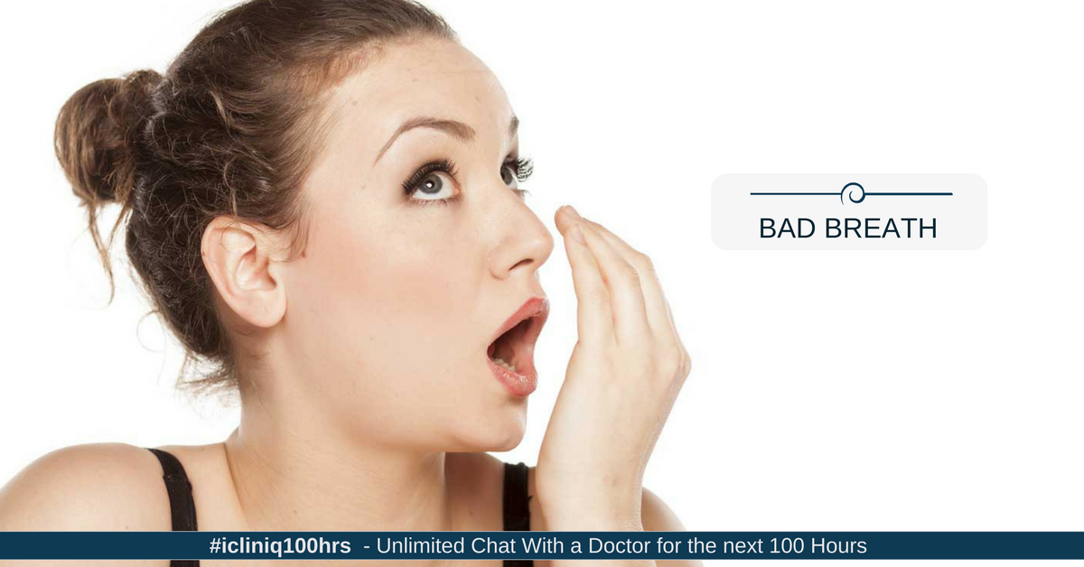 Image: How can bad breath be stopped and prevented?