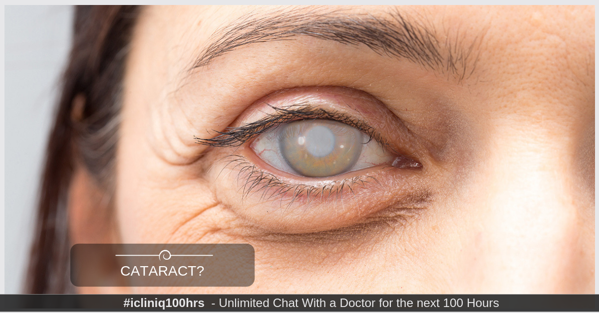 Image: How can cataract be treated without pain?