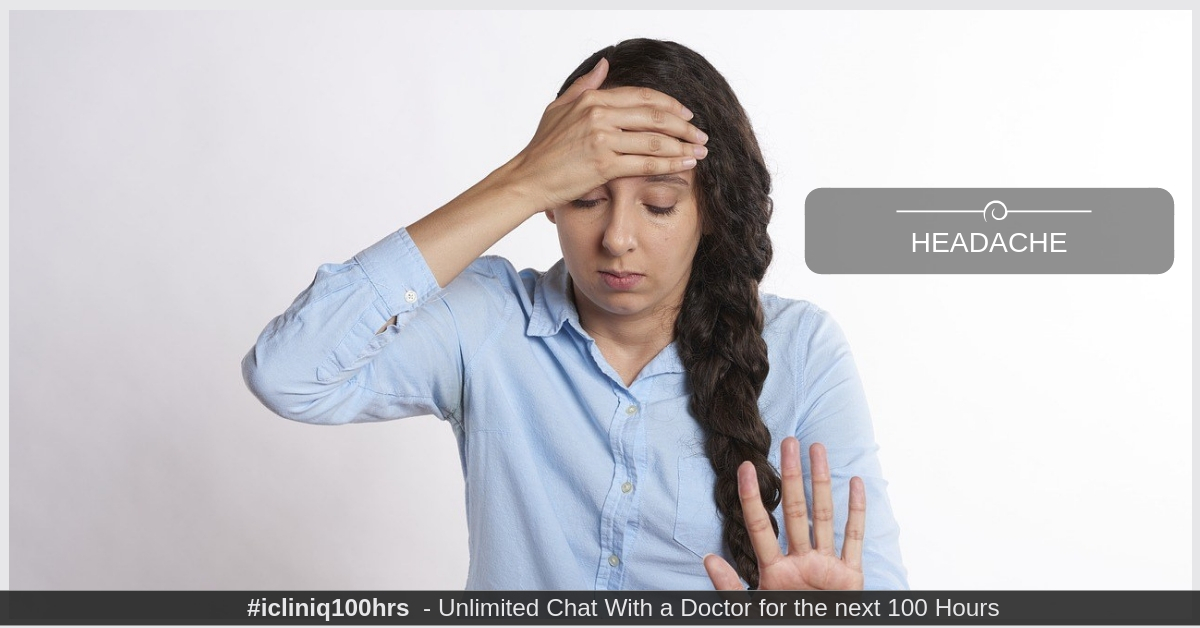Image: How can I differentiate normal headache and a migraine headache?