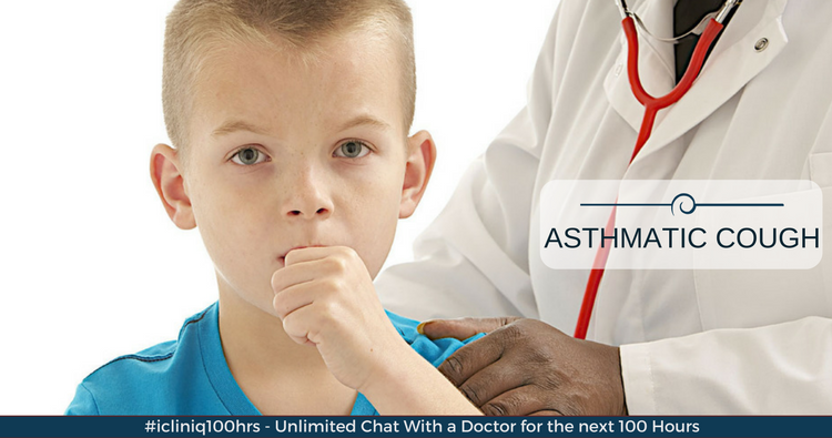 Image: How fast do antibiotics relieve asthmatic cough?