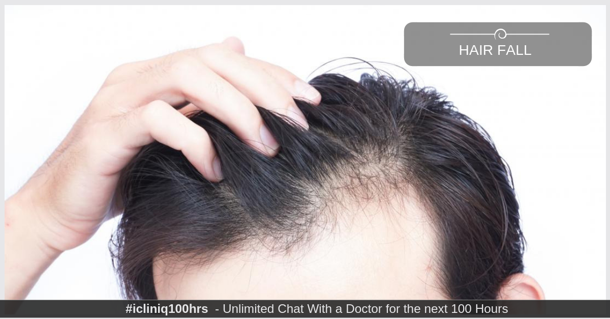 Image: How to get my hair fall under control?