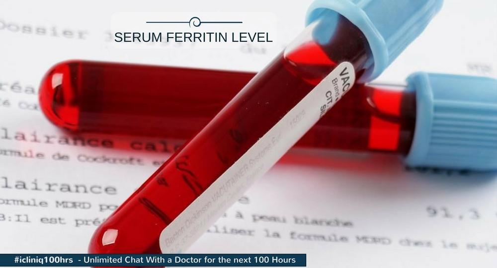 Image: How to reduce my serum ferritin level?