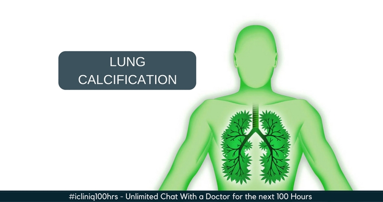 Image: How to remove lung calcification?