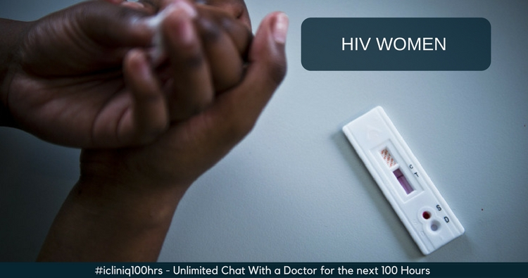 Image: I am a HIV negative man married to a HIV positive woman.  We would like to have a child.  Please advice.