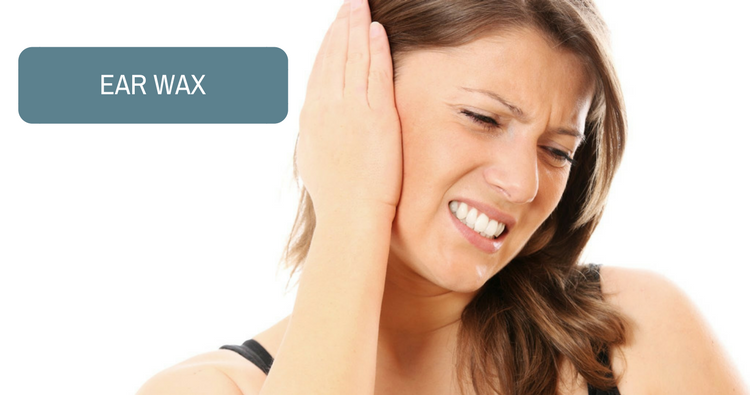 Image: I have ear pain after removing ear wax.  Is it serious?
