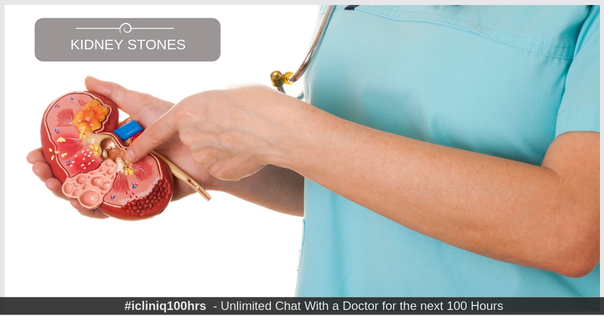 Image: I have kidney stones.  Is it dangerous to have creatinine level of 1. 6?