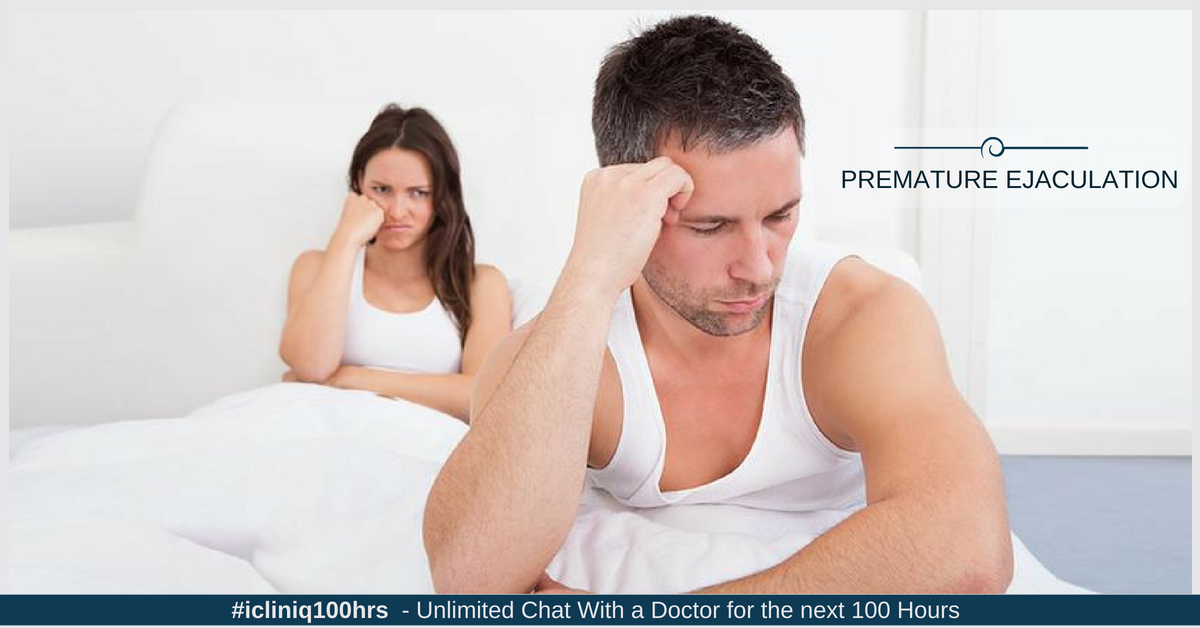 Image: I have premature ejaculation.  How to stop it from happening?