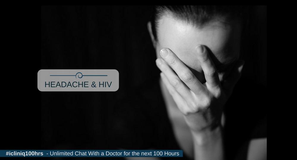 Image: Is headache a symptom of HIV?