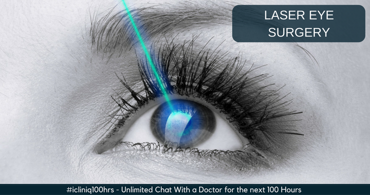 Sex after detached retina surgery