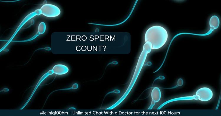Zero sperm counts effects