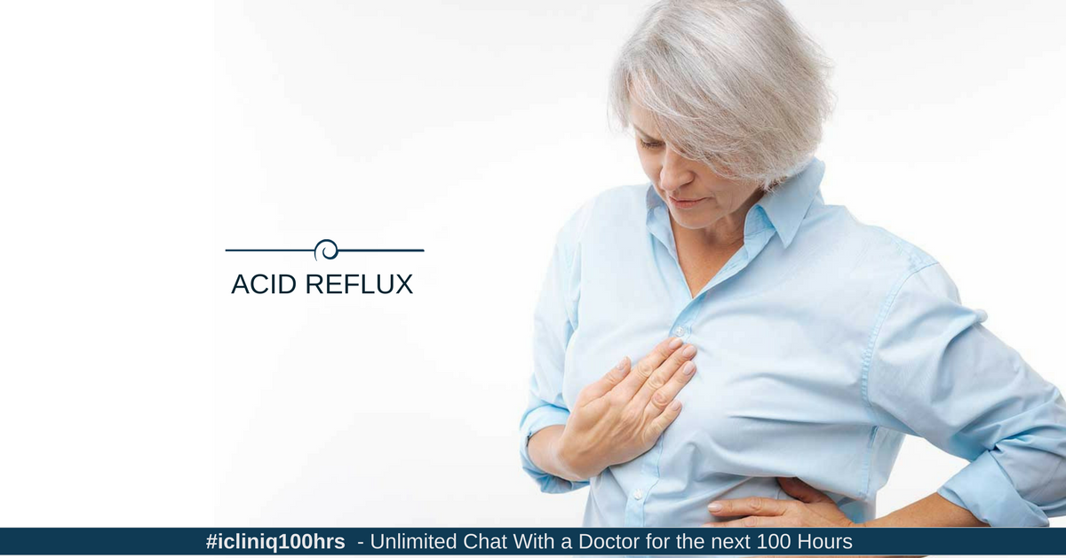 Image: Other than acid reflux, what can cause inflammation and irritation of throat?