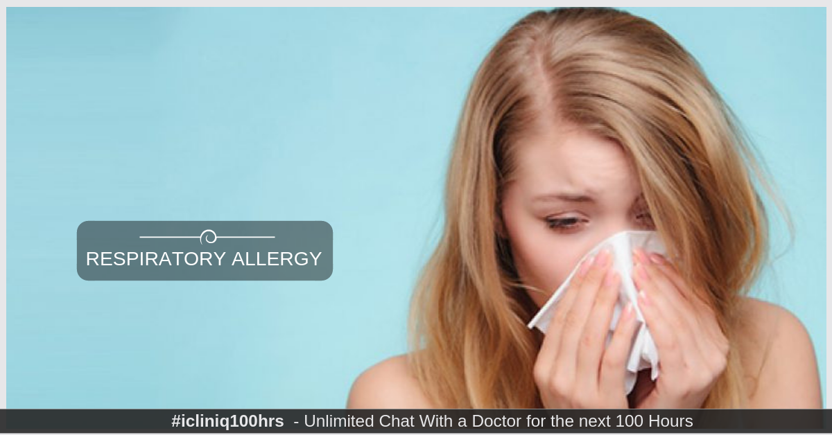 Image: What is the drug of choice for respiratory allergy and throat infection?