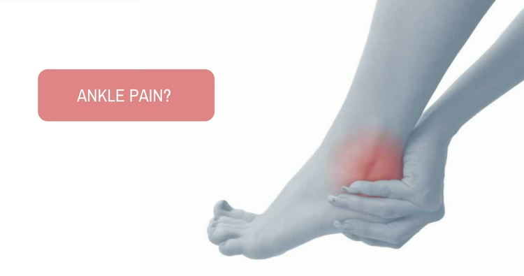 Image: Why am I experiencing ankle pain after two years of arthroscopic surgery?