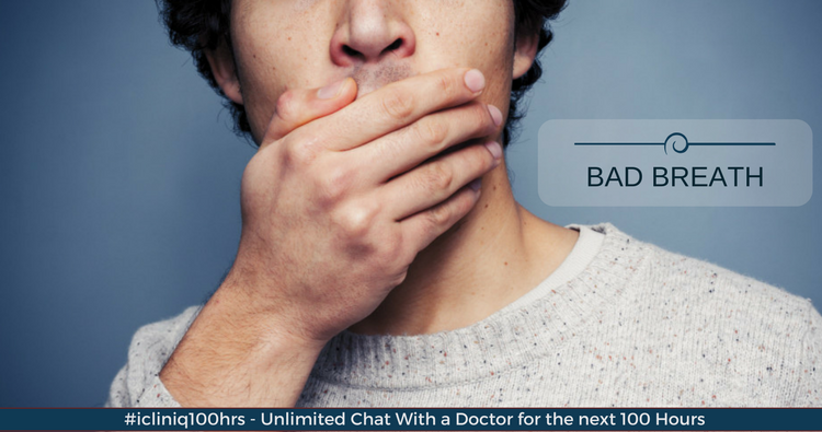 Image: Why do I have bad breath even after maintaining proper oral hygiene?