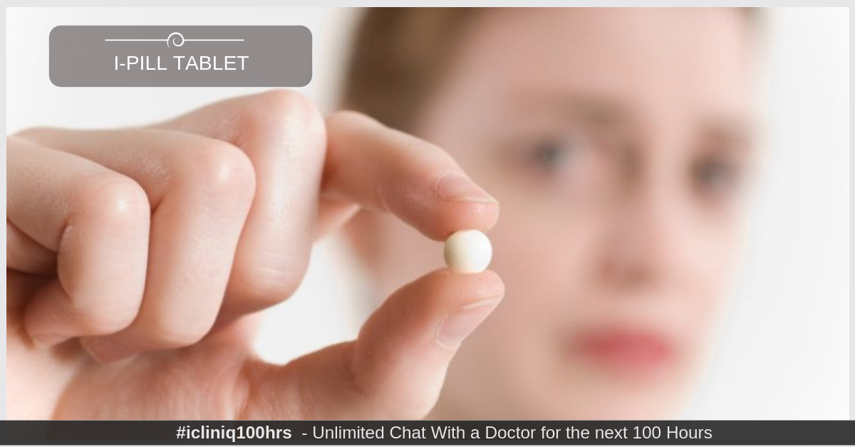 Image: Will I-pill tablet work if taken two hours after the act?