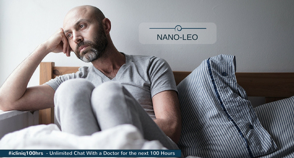 Image: Will Nano-Leo give permanent solution for erection problem?